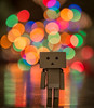 Waiting for Christmas (Vagelis Pikoulas) Tags: christmas bokeh blur danbo colour colours color colorphotoaward colors multicolour canon 6d tamron 70200mm vc f28