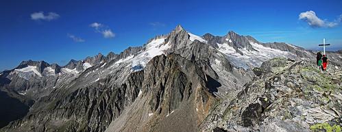 Rosskopf summit - Reichenspitze group