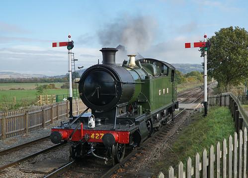 GWR 4200 Class 4270   -  Cheltenham Racecourse