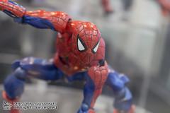 1030_kaiSp-8 () Tags:  kaiyodo   spiderman revoltech          toy hobby model figure actionfigure