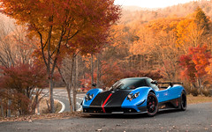 Blue Cinque. (Alex Penfold) Tags: pagani zonda blue cinque roadster supercars supercar super car cars autos alex penfold 2016 japan