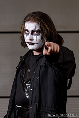 The Crow (dgwphotography) Tags: cosplay nycc nycc2016 newyorkcomiccon 70200mmf28gvrii nikond600 nikoncls