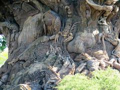 TreeOfLife_009 (*Ice Princess*) Tags: nature animalkingdom disney orlando florida disneyworld waltdisneyworld amusementpark tree treeoflife