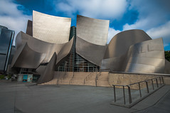 Walt Disney concert hall ( Philippe L PhotoGraphy ) Tags: amrique usa building waltdisneyconcerthall philippelphotography losangeles losangls