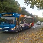 Stagecoach East Midlands TransBus Dart SLF 34476 PX53 DKA on route 14 to Kirton thumbnail