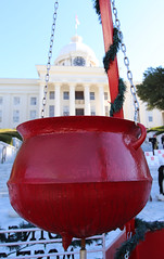 11-17-2016 Salvation Army Red Kettle Kickoff