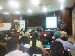 IMG_0389 (Cooperacion Brasil-FAO) Tags: algodn buenas practicas capacitacin tcnicos paraguay