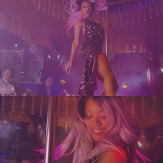 Screen grabs from the commercial we shot recently for Bianca Gascoigne's Gaslight. #squareelephantproductions #squareelephant #london #beauty #shimmer #poledancing #poledance #production #advertising #advertisingagency