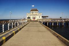 St Kilda Pier (Kokkai Ng) Tags: st kilda pier melbourne