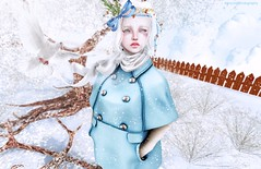 The arrival of winter (Annyzinh Oliveira) Tags: belle epoque tres chic event astralia kawaii project moonamorecureless {imeka}