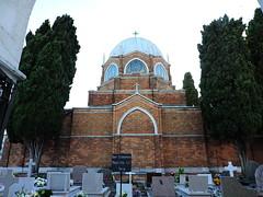 Chiesa di San Cristoforo, Cimitero di San Michele, Venice