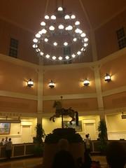 Florida 2016 (Elysia in Wonderland) Tags: disney world orlando florida holiday 2016 elysia saratoga springs resort hotel lobby reception carousel horse