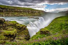 Gullfoss (AnBind) Tags: island arr 2016 fotoreise ereignisse urlaub suurland is ngc