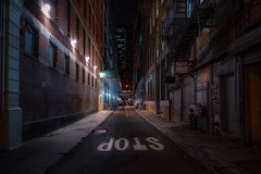 Stop (karinavera) Tags: travel sonya7r2 street newyork stop night urban city