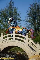 Voyage to the Crystal Grotto (Disneyland Dream World) Tags: voyage grotto shanghai disneyland disney resort mulan mushu