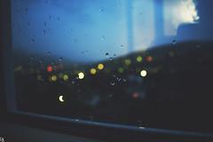 Rain bokeh @mixedcollection2 (Robert Krstevski) Tags: robertkrstevskiblogspotcom robertkrstevski rain bokeh window lights light sky photography photooftheday photograph photo photographer popular flicker flickr nikond3300