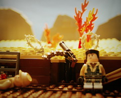 The Great War (♕ Spencer) Tags: lego battlefield 1 cool minifigures battle brickarms