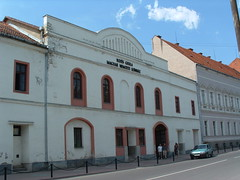Beregszász, Illyés Gyula Színház (ossian71) Tags: ukrajna ukraine kárpátalja épület building műemlék sightseeing városkép city színház theatre beregszász berehove