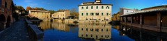 Bagno Vignoni _PANO_20161126_142349m(2) (maxo1965) Tags: bagnovignoni tuscany hotsprings romans valdorcia baths thermalwaters italy pienza