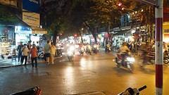 Hectic Hanoi!! (Digidoc2 - OFF FOR A LITTLE WHILE) Tags: hanoi nighttraffic traffic nightscape urban vietnam hectice busy noisy fascinating