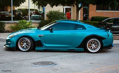 imported teal.... (Stu Bo) Tags: summer beautiful car canon fun photography automobile colorful shadows teal low wheels dreamgarage wing smooth fast funky racing killer warrior import impressive groundeffects stance coolcar kustom dreamcar slammin worldcars hangingoutwiththefamily certifiedcarcrazy idreamofcarsmotorsandhorsepower nissanr35gtr youjustdontseethiseveryday sbimageworks canonwarrior