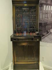 You called? (jamica1) Tags: canada museum bc nelson columbia british switchboard touchstones