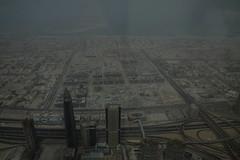 "Trip to Dubai. Burj Khalifa. Sep/2015. Burj Khalifa (Arabic: برج خليفة, ""Khalifa Tower"", pronounced English /ˈbɜrdʒ kəˈliːfə/), known as Burj Dubai before its inauguration, is a megatall skyscraper in Dubai, United Arab Emirates. It is the tallest artifi (EBoechat) Tags: trip dubai khalifa burj sep2015"