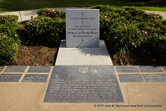 | In Memory of... | Brownsville, TX | 2015-08-16 | (Jose Moncivais) Tags: park river downtown texas chisholmtrail brownsville southtexas riobravo riograndevalley rgv internationalbridge riogranderiver anthonyanddorothycarnesi jacprojecthope brownsvillematamorosferriesandriverboardwalk