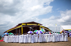 2015_05_23_Sister_Irene_Stefani_Beatification_Ceremony_RESIZED_0019 (makeitkenya) Tags: world africa italy tourism one war catholic kenya roman sister faith wounded religion ceremony nun nuns christian missionary soldiers irene stefani beatification sainthood nyeri mathari nyaatha gikoni