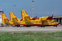 I-DPCY (MikeAlphaTango) Tags: airplane airport aircraft aviation runway calabria aereo avion lamezia canadair aeronautica vvf vigilidelfuoco bobmardier