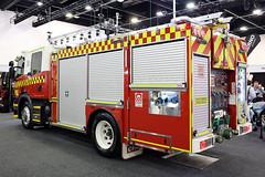 Prototype Medium Pumper (adelaidefire) Tags: rescue fire country authority victorian victoria prototype sem council service medium emergency australasian scania cfa pumper authorities afac