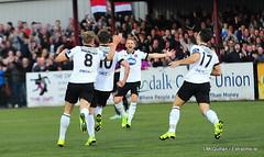Premier Division: Dundalk 2-0 Shamrock Rovers (ExtratimePhotos) Tags: john richie ronan finn towell mountey