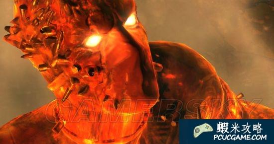 《潛龍諜影5:幻痛》火男打法技巧 火男怎麼打