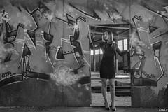 Portrait-DSC_3950-2 (ArnoC.photo) Tags: portrait urban france abandoned beauty tattoo alpes buildings graffiti nikon women industrial lyon gare tag femme indoor rhne exploration destroyed sites destroy sncf urbain urbex industriel tatouage abandonns d7100