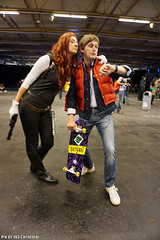FACTS 2015 (Red Cathedral loves Quebec) Tags: graffiti starwars cosplay sony alpha doc marty ghent gent gand backtothefuture facts flandersexpo eventcoverage sonyalpha mirrorless a6000 25thfactsconvention