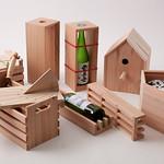 ギフト用木箱の写真