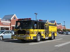 Ashburn Volunteer Fire-Rescue E606 (LK1701) Tags: rescue truck fire engine company squad volunteer ems emt department apparatus pumper ashburn