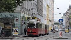 2015-10-09 Wien Tramway Nr.4854 (beranekp) Tags: wien austria sterreich tram tramway strassenbahn tramvaj tranvia 4854 elektrika elektrika alina
