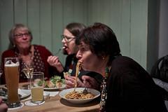 Schnappschsse vom Mnchner Flickr-Treffen 6/13 (Helmut Reichelt) Tags: leica germany mnchen deutschland bavaria oberbayern kloster flickrmeeting wirtshaus leicam flickrtreffen preysingstrase 301015 leicasummilux35mmf14asphii colorefexpro4 typ240 captureone8