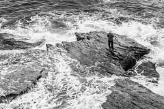 Morning Catch (Manny Esguerra) Tags: beach outdoors landscapes sculpturebythesea sculptures