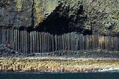 The Origin of Hopscotch (?) (Mr_Flugel) Tags: scotland staffa columnarjointing volcanic island landscape hopscotch seascape