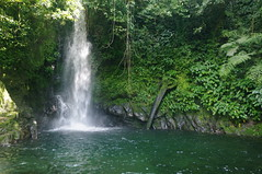 Waterfall, Mount Isarog, Naga, Bicol, Philippines (ARNAUD_Z_VOYAGE) Tags: islands island philippines landscape boat sea southeast asia city people volcano amazing asian moutains sunset naga bicol street action cars jeepney tricycle architecture river mount nature filipino filipina waterfall mountains active stratovolcano lake moutain volcanic kids green sun clouds shadow light