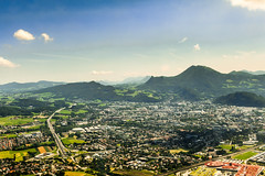 Salzburg (stephanrudolph) Tags: salzburg austria sterreich nikon europa europe aerial handheld d700