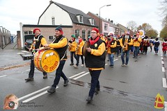 SInterklaas intocht gemeente Goirle 2015