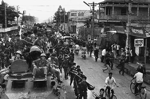 Vietnam War ends with the liberation of Saigon - April 30, 1975