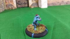 Troll Whelp (Eldritch Engines) Tags: miniatures fantasy troll hordes trollbloods whelps