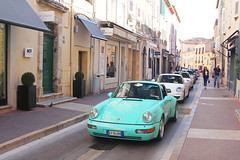964 Turbo. (Florian Joly Photography) Tags: blue girls friends france hot cute sexy cars saint nude photography amazing flickr air tropez racing parade porsche florian paradis supercars combo 964 cooled 2015 joly flat6 964turbo floflo69