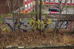 T32 / Nigel (Alex Ellison) Tags: urban london graffiti boobs railway graff nigel 32 trackside opd tnf t32 temp32