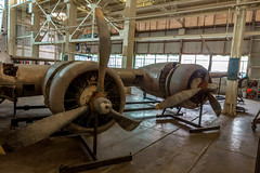2015 - Hawaii (Mark Bayes Photography) Tags: old museum plane hawaii locals oahu aircraft rusty 1999 worldwarii pearlharbor damaged nonprofit fordisland aviationmuseum hawaiianislands oʻahu thegatheringplace koʻolau waiʻanae pacificaviationmuseumpearlharbor hangar37 aviationexhibits