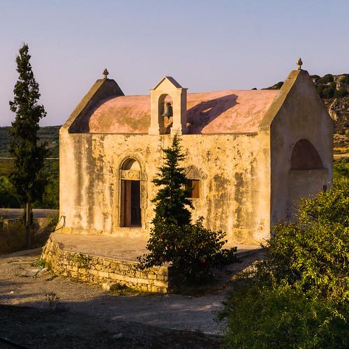 Agios Ioannis, Etia, Crete